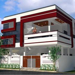 Residential Project Designs by Osmani Associates, Karimnagar, Telangana, INDIA