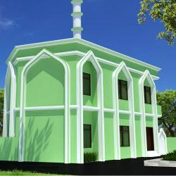 Religious Project Designs by Osmani Associates, Karimnagar, Telangana, INDIA
